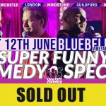 Stand up Comedy Special at Bluebell Vineyard