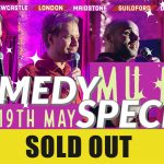 live standup comedy in Kent