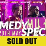 live comedy in Kent