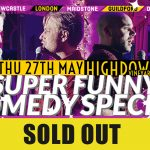 live comedy shows in Worthing