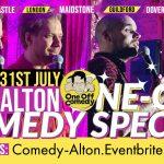 live comedy events in Alton