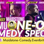 live stand-up comedy in Maidstone