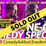 comedy night in Ashford