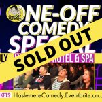 comedy night in Haslemere