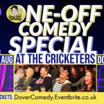 Stand-up comedy in Dover