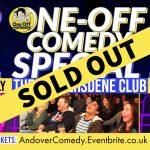 comedy night in Andover