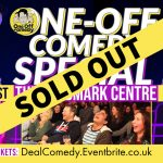 comedy night in Deal
