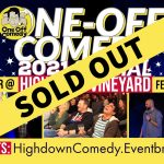 comedy night in Ferring