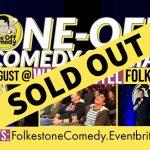 comedy night in Folkestone