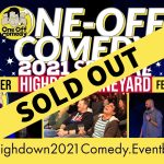 standup comedy in Worthing