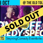 stand-up comedy in Steyning
