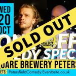 comedy night in Petersfield