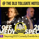 stand-up comedy event in Steyning